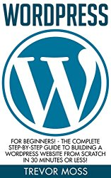 WordPress: For Beginners! – The Complete Step-by-Step Guide To Building A WordPress Website From Scratch In 30 Minutes Or Less! (WordPress For Beginners, Web Development, Web Design)
