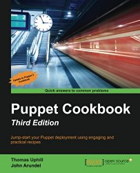 Puppet Cookbook – Third Edition