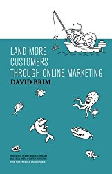 Land More Customers through Online Marketing: How to reel in more business through SEO, Social Media & Content Marketing