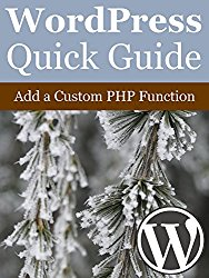 WordPress Quick Guide: Add a Custom PHP Function