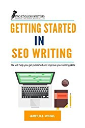 Getting Started in SEO Writing: We will help you get published and improve your writing skills