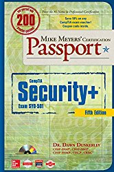 Mike Meyers' CompTIA Security+ Certification Passport, Fifth Edition  (Exam SY0-501) (Mike Meyers Certification Passport)