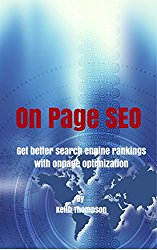 On Page SEO: Get better search engine rankings with onpage optimization