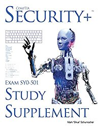 Shue's, Comptia Security+ Exam Sy0-501, Study Supplement