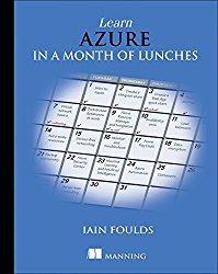 Learn Azure in a Month of Lunches