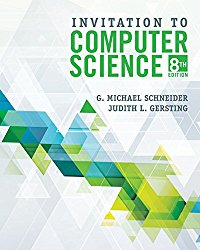 Invitation to Computer Science (MindTap Course List)