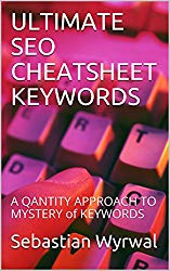 ULTIMATE SEO CHEATSHEET KEYWORDS: A QUANTITY APPROACH TO MYSTERY of KEYWORDS