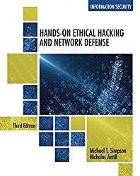 Hands-On Ethical Hacking and Network Defense (MindTap Course List)