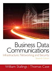 Business Data Communications- Infrastructure, Networking and Security (7th Edition)