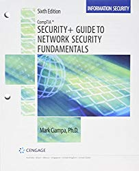 CompTIA Security+ Guide to Network Security Fundamentals, Loose-Leaf Version