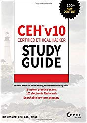 CEH v10 Certified Ethical Hacker Study Guide